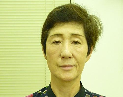 江東区 S 加代子様 67歳